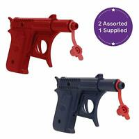 Swat Mission Die-cast Metal Spud Gun Pistol For Kids & Adults Role Playing Toy