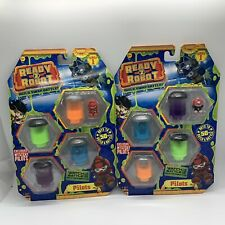 Ready 2 Robot Pilots Pack Exclusive Mystery Pilots Series Assorted Pack Set of 2