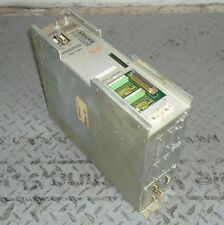 INDRAMAT AC SERVO DRIVE CONTROLLER TRANS 01 MO 2.0000 *PZF*