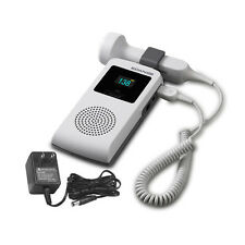 Edan SD3 plus fetal doppler OLED screen ,  2mhz probe Li-ion battery w/ charger