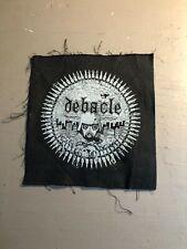 [9049 - PA1] Patch tissus pour t-shirt - coton - Punk- Debacle