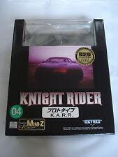 Kyosho Skynet Mini Z Knight Rider Ready Set Auto Scale KARR NEW