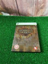 BioShock Limited Edition (xBox 360 metal case edition) bioshock action game