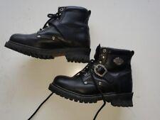 harley davidson womens boots size 8