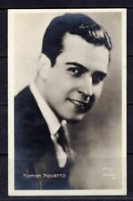 1185) PC Vintage photo Actors RAMON NOVARRO