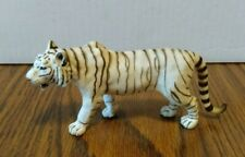 Schleich Big Cat Wildlife Pvc White Siberian Tiger Figure