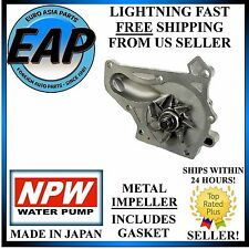 For Toyota Camry Celica MR2 RAV4 Solara 2.0L 2.2L JDM NPW Water Pump NEW