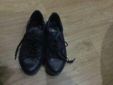 Jill sander blue leather men's  shoe size 39