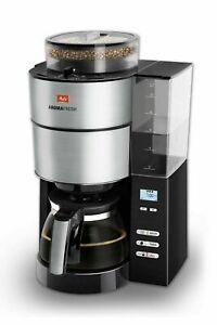 Melitta AromaFresh 1021-01 Filterkaffeemaschine, Schwarz
