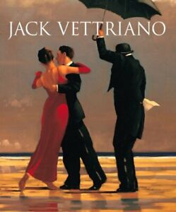 Jack Vettriano: A Life - Reduced Format New Edition by Jack Vettriano Book The