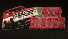 4 x 4 BLAZER Patch - Vintage