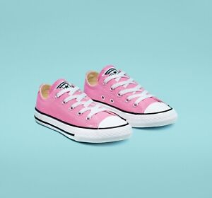 Youth Converse Chuck Taylor All Star Low Top Pink NEW IN BOX