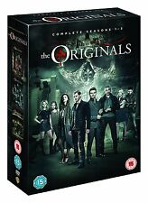 THE ORIGINALS Complete Season Series 1 2 & 3 1-3 Collection Boxset NEW DVD R4