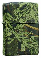 NEW ZIPPO LIGHTER 24072 REALTREE CAMO METAL DESIGN LIGHTER USA MADE