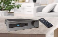 ELAC EA Series Stereo Integrated Amplifier, Silver (EA101EQ-G) with Blue-tooth