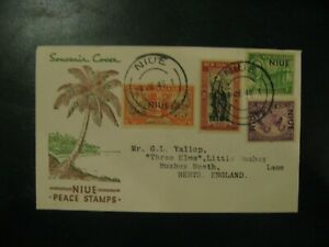 NORFOLK FIRST DAY COVER 1947