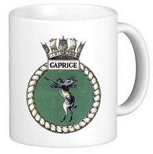 HMS CAPRICE COFFEE MUG