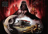 Star Wars Galaxy 2018 BASE Trading Card #67 / THE EMPIRE AND BEYOND