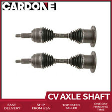Cardone CV Drive Axle Shaft Front Left+Right Pair 2X Fits 1997 FORD F-250 UU26