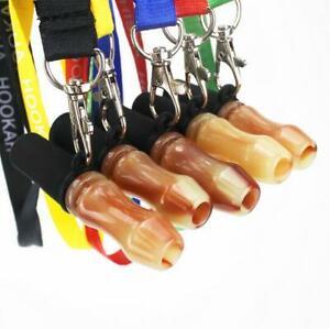 Silicone Hookah Sheesha Shisha Accessories Hang Rope Strap Resin Mouth