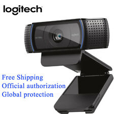 The new logitech C920E HD Pro USB 1080p webcam is black.Widescreen Video Calling