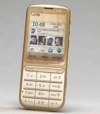 Nokia C3-01 Toch und Type * Gold Edition  fabrikneu * ohne abo * ohne sim lock *
