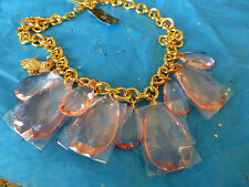 BRIGHTON NWT MY FLAT IN LONDON CHANDELIER NECKLACE