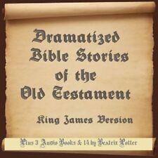 CD - Audio - Bible Stories Old Testament - Plus Bonus Books