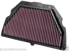 Kn air filter (HA-6001) Para Honda CBR600F, 4i 2001 - 2006