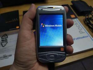 HTC P4300 Téléphone avec Clavier - Système Windows Mobile - SPV M300 (Orange)