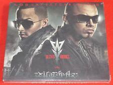 Los Extraterrestres [Digipak] by Wisin & Yandel (CD, Nov-2007, Machete Music)