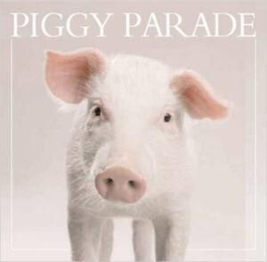 Piggy Parade, New, De Luca, Araldo Book