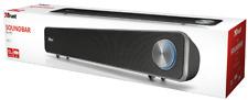 TRUST 22946 ARYS QUALITY STEREO 2.0 SPEAKER USB SOUNDBAR WITH VOLUME CONTROL