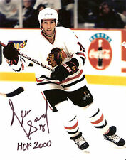Denis Savard Autographed 8x10 Photo #3