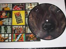 """East 17-West End Girls - 1993 Etiqueta de Londres alemán Vinilo Single De Imagen Disco 7"""""""