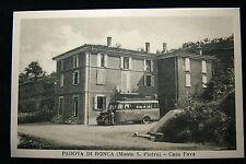 1940 - 50    Cartolina    Padova di Ronca    Casa Fava   Non viaggiata