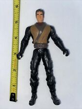 "Bruce Wayne in Training 5.5"" Movie Action Figure Batman Begins Dc-Kenner 2005"