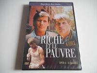 DVD NEUF - LE RICHE ET LE PAUVRE DVD 6 / 2 EPISODES 11 à 12