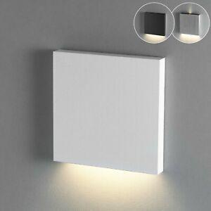 Premium LED Wandeinbauleuchte für Treppenbeleuchtung passend in UP-Schalterdosen