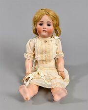 "RARE Antique 24"" Girl Doll Kammer + Reinhart #403 Bisque Composite Simon Halbig"