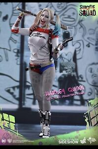 Hot Toys 1/6 MMS383 Suicide Squad Harley Quinn Exclusive Edition Figure