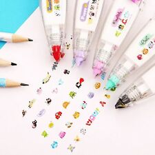 Cute Cartoon Colorful Correction Tape Kids DIY Gift School Supplies Stationery