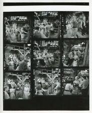 FABIAN CAROL LYNLEY  HOUND-DOG MAN 1959  3 CONTACT SHEET PHOTOS ORIGINAL