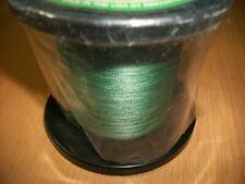 bobina filo trecciato pesca spectra dyneema 10 libbre 1375 mt- 0,12 mm -verde