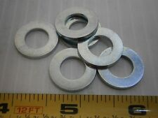 M10 Flat Washer steel traivalent Din125 metric lot of 45 #1115