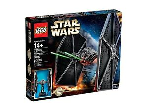 Lego Star Wars 75095 Ultimate Collector Series TIE Fighter - (Brand New Sealed)