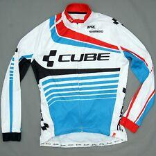 Cube Squadra Ciclismo Su Strada Jersey Multifunzione-L -
