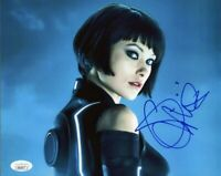 Olivia Wilde Tron Autographed Signed 8x10 Photo Certified Authentic JSA COA