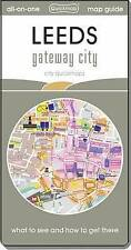 Leeds - gateway city (City Quickmaps) by Quickmap | Map Book | 9780993359859 | N