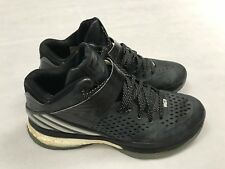 ADIDAS RG3 ENERGY BOOST SIZE 11.5 D74048 TRAINING SHOES BLACK WHITE